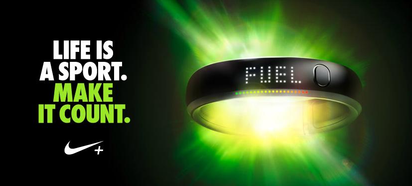 Nike Fuelband Promo