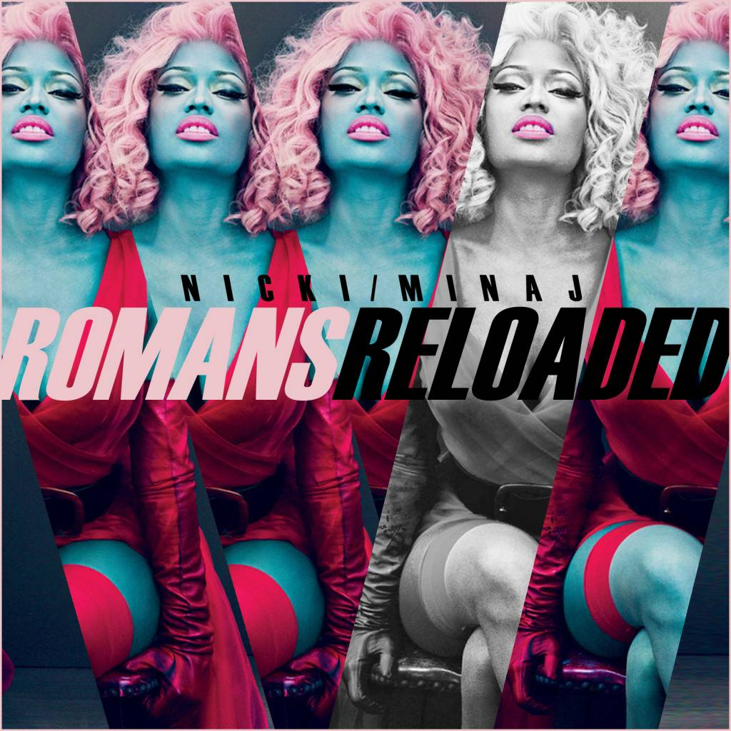 Nicki Minaj Ft. Lil Wayne – Roman Reloaded (Original – No Tags)
