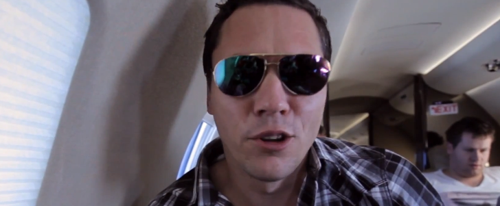 Video: Tiesto – In The Booth (Episode 5): Mexico & Electric Daisy Carnival