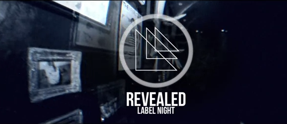 "@Hardwell Presents His New Club Night Concept ""Revealed Label Night"""