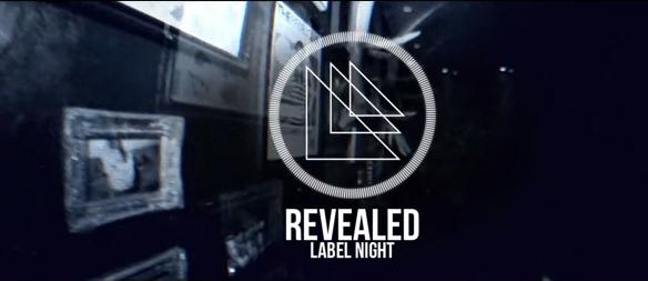 Hardwell presents Revealed label night