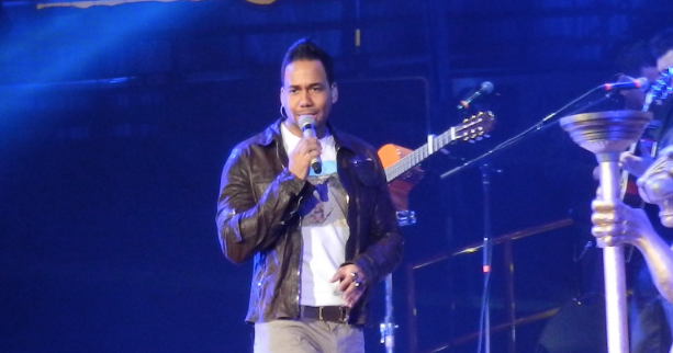 Romeo Santos Patriot Center 2012