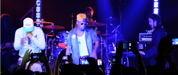 "T.I. and B.o.B - ""On Top Of The World"" Live at SXSW 2012"