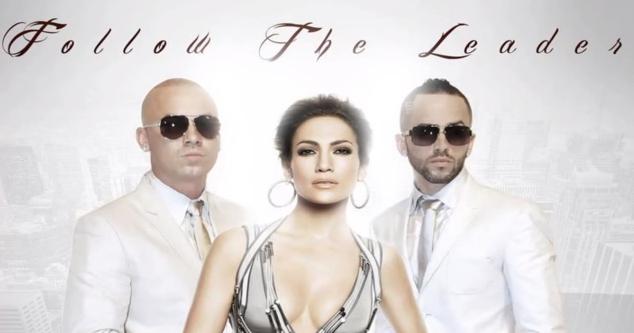Wisin & Yandel Ft Jennifer Lopez - Follow The Leader (Preview)
