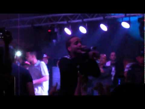 "Arcangel Performing ""Me Prefieres A Mi"" Live @ Reynosa"
