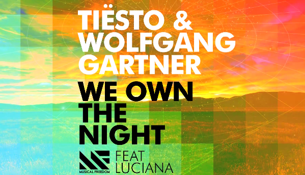 Tiësto & Wolfgang Gartner Ft. Luciana - We Own The Night (Preview)