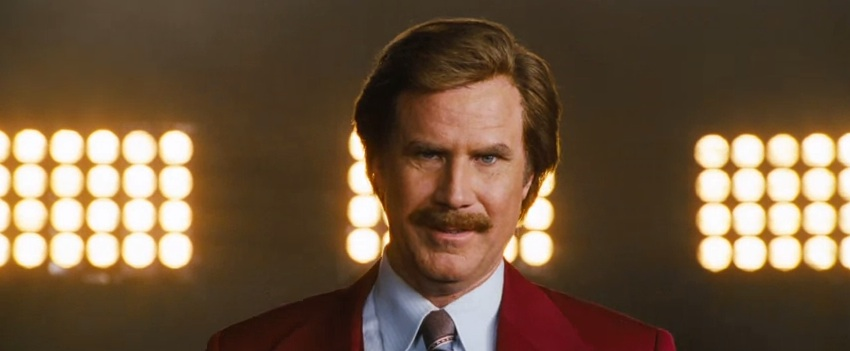 Movie Trailer- Anchorman 2 (Comedy) (Teaser)