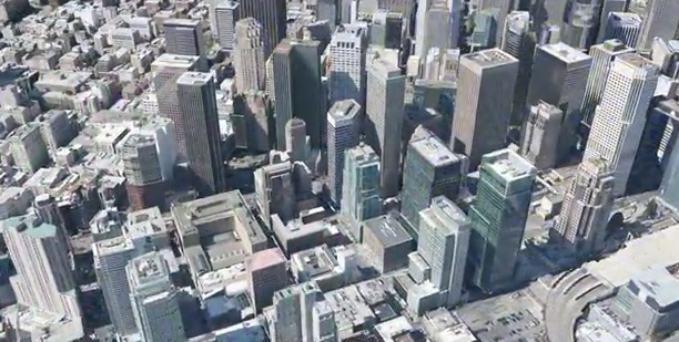 Cool Stuff- New 3D Imagery for Google Earth for Mobile Devices