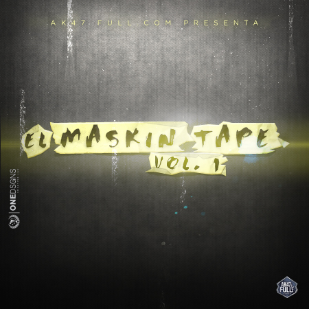 Ak47Full Presents: El Maskintape Vol. 1 (2012)