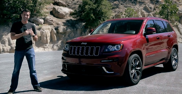 2012 Jeep Gran Cherokee SRT8