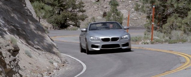 A Look At The 2013 BMW M6