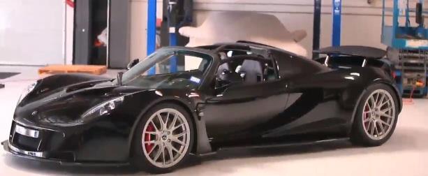 Lotus Hennessey Venom GT