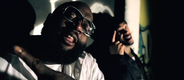 Rick Ross Ft. Gunplay – Same Damn Time (Remix) (Official Video)