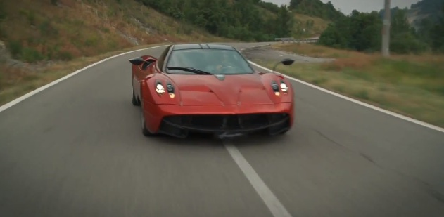 Video- 2013 Pagani Huayra