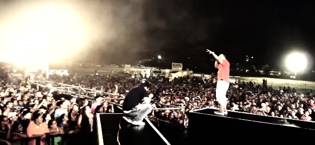 Video: Daddy Yankee @ Guaya Guaya Fest 2012
