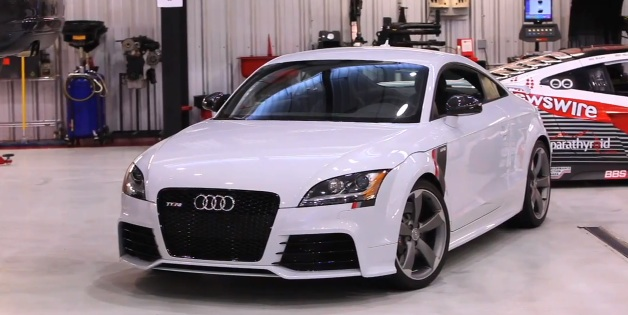 Video-The 600 HP APR Stage 3 Audi TTRS