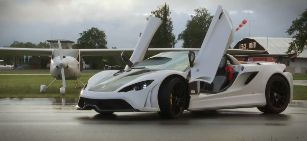 Video- Tushek Renovatio T500