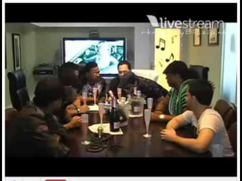 """Video: La Formula """"Twitcam"""" (Recorded)"""