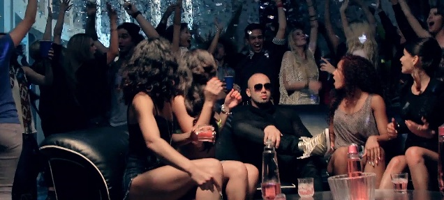 Behind The Scenes- Wisin & Yandel Ft. Chris Brown & T-Pain - Algo Me Gusta De Ti (Official Video)