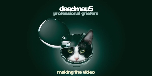 Deadmau5 Ft. Gerard Way - Professional Griefers Music Video BTS