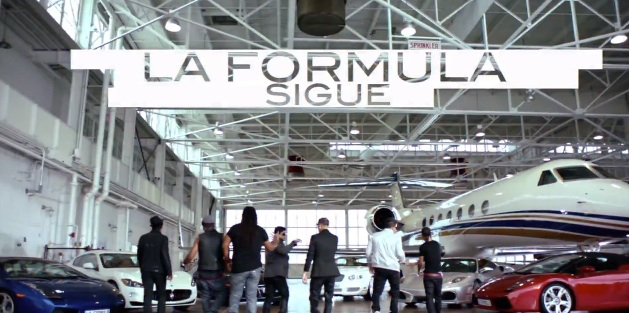 La Formula Sigue (Official Video)