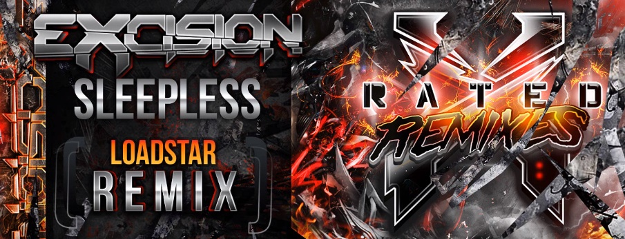 Stream: Excision – Sleepless (Loadstar Remix) (Dubstep)