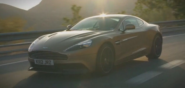 Video- 2012 Aston Martin Vanquish