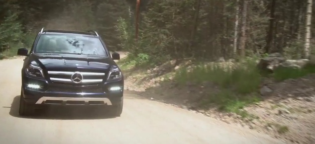 Video: 2012 Mercedes-Benz GL350 BlueTec 4Matic