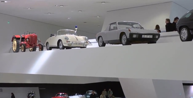 Video- Porsche Museum Secrets (Part I)