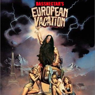 Bassnectar – European Vacation Mix (2012): European Mix & Tour Dates