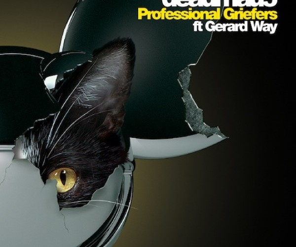 "Deadmau5 Releases His New Single ""Professional Griefers (Vocal Mix)"""