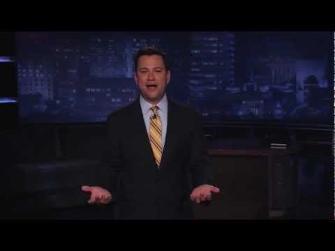 Video: Jimmy Kimmel iPhone 5 Prank [Funny Stuff]