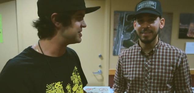 Linkin Park - Until it Breaks (Datsik Remix) (Drumstep)