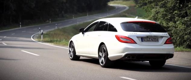 Mercedes Benz AMG CLS 63