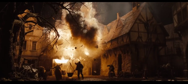 Movie Trailer- Hansel & Gretel- Witch Hunters (2013)
