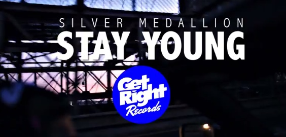 Silver Medallion - Stay Young (Official Video)
