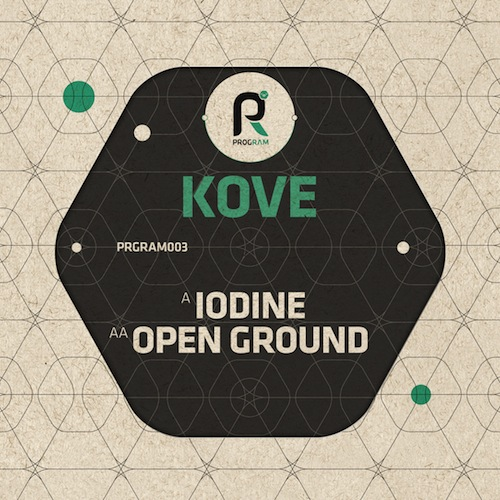 Kove – Iodine & Open Ground (2012) [DnB]: Out October 8th