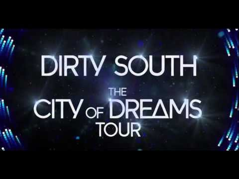 Event: Dirty South @ NYC's Roseland Ballroom (10/20/2012)
