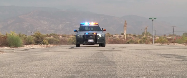 2013 Ford Interceptor Police Car