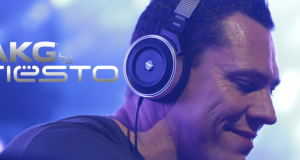 Tiesto Launches His Own Line of Headphones with AKG