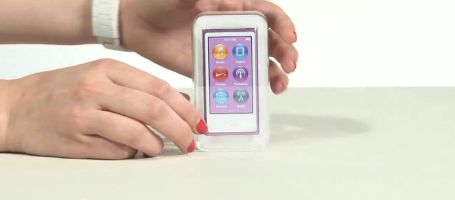 Apple iPod Nano 7th Generation unboxing