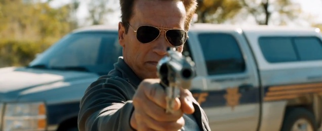 The Last Stand Movie Trailer Arnold