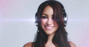 Tiesto Teams Up with Model Melanie Iglesias To Promote His New Headphones