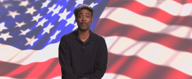 Video- Chris Rock Message For White Voters
