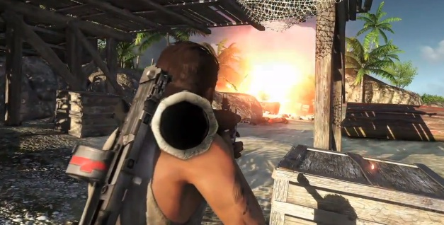 Video- Far Cry 3 Co-Op Gameplay (Trailer)