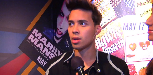 Video- Prince Royce Talks About The Importance of Latino Education & Voting