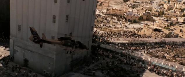 World War Z Brad Pitt Movie Trailer
