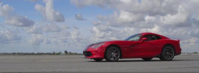 Video- 2013 Dodge Viper SRT GTS