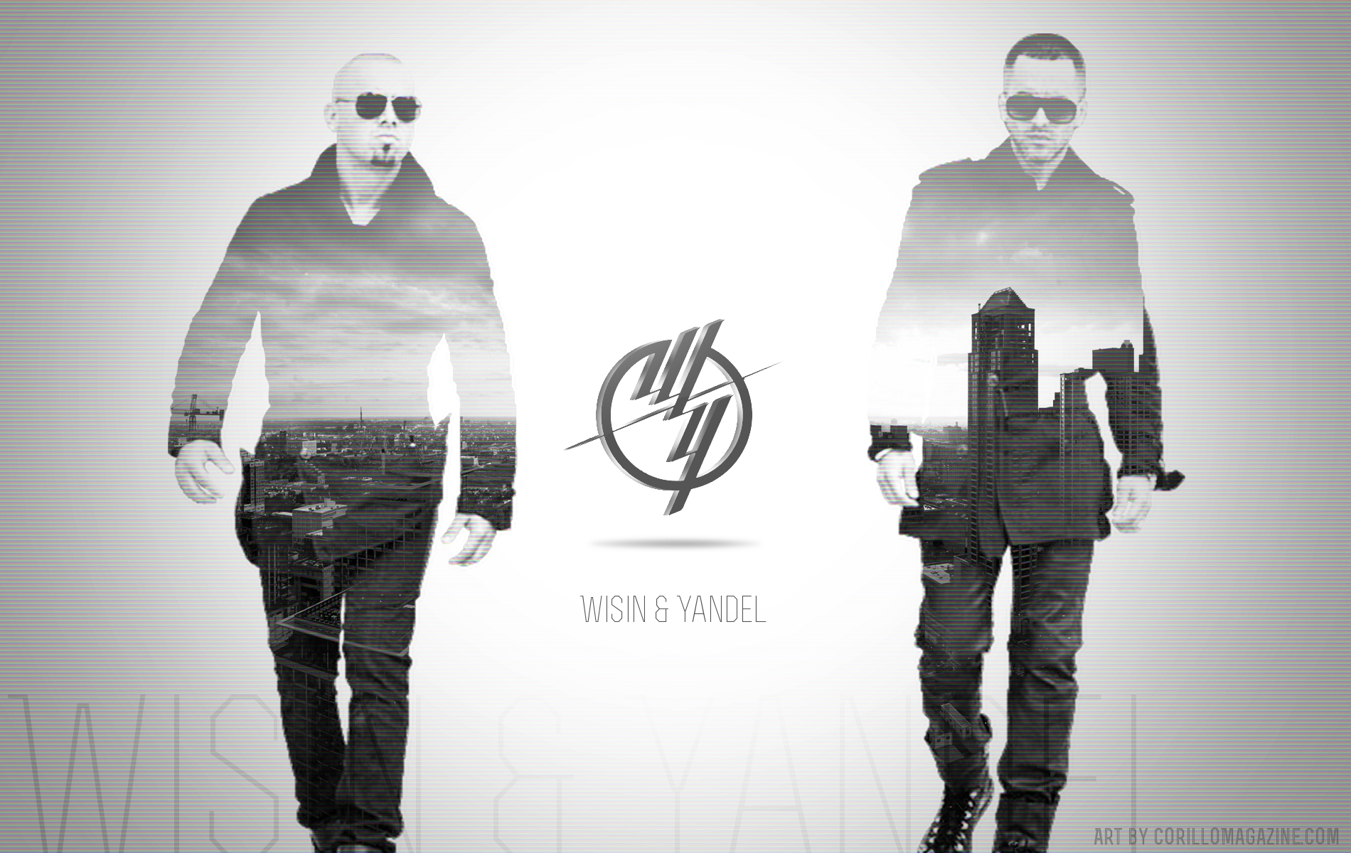 corimag wallpaper of the week 4 wisin amp yandel � corillo