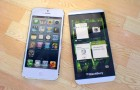 Video: Blackberry Z10 and iPhone 5 Comparison